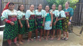 Part of my Guna family, Gardi