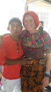Ina, a close friend of mine