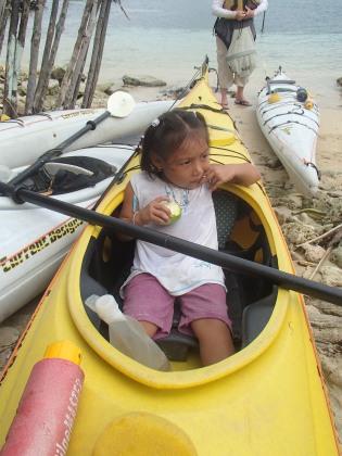 Future kayak guide