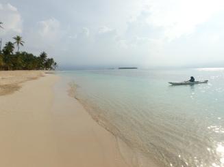 Guna Yala paddling