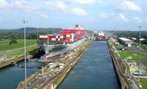 Visit to the Panama Canal