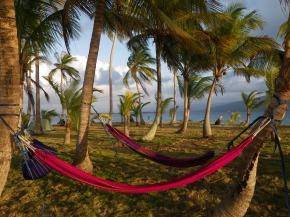 Relaxation awaits, Guna Yala