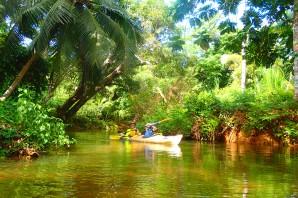 Exploring Rio Paloma
