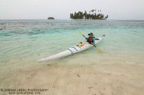 Sea Kayaking in Tropical Paradise