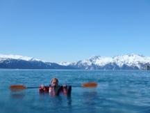 Where's my kayak?