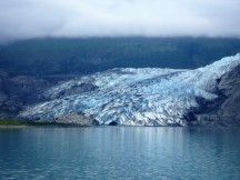 The magnificent Shoup Glacier