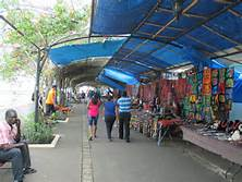 Craft market in Casco Viejo