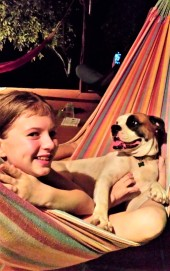 Everybody loves hammocks