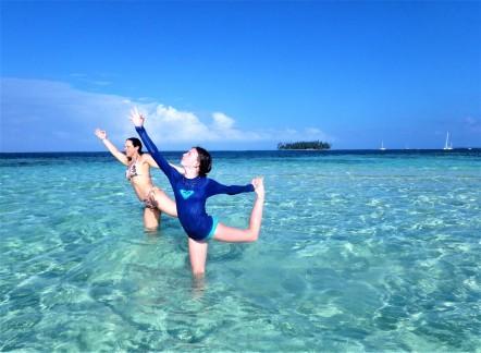 Water Dancer Pose