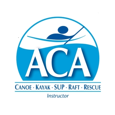 I'm a certified kayak instructor!
