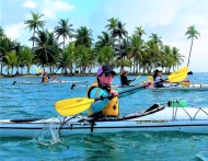 Guna Yala=paddling paradise