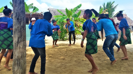 Guna Youth Danza Group, Guna Yala