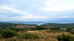Evening hike on Molat