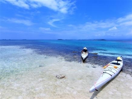 Great day for a paddle, Guna Yala