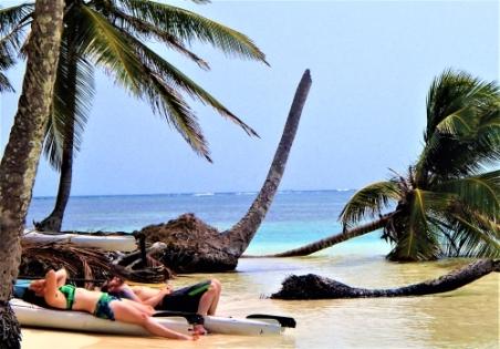 Take a break for holiday sake! Guna Yala