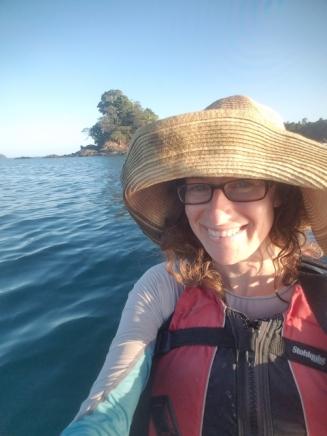 Paddling trip to Isla Coiba