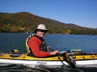 Don on Lake George