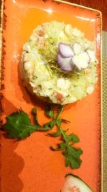 Local Octopus & Potato Salad, Zadar