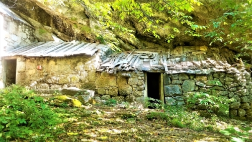House from years past, Paklenica National Park
