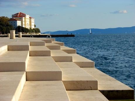 The Sea Organ, Zadar