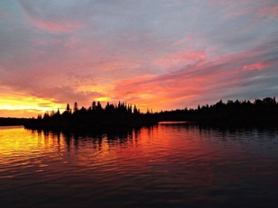 Isle Royale, Lake Superior (C) Keweenaw Adventure Company