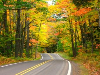 Scenic Highway M26, Keweenaw Peninsula