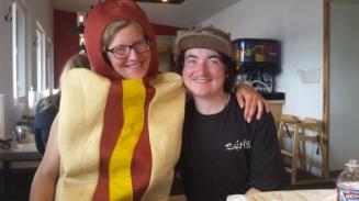 Sami & Bagel: Town's best-looking couple