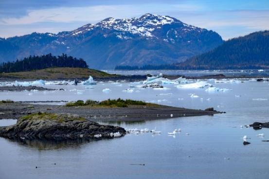 Columbia Bay, Prince William Sound