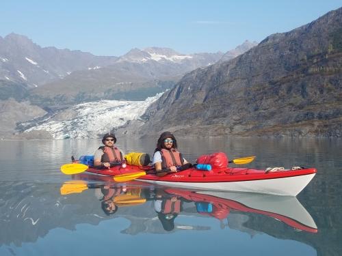 Shoup Glacier beauty