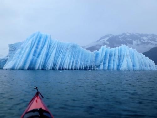 Iceberg, Columbia Bay