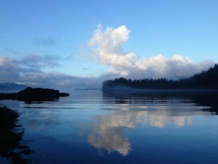 Tranquil Useless Cove, Long Bay