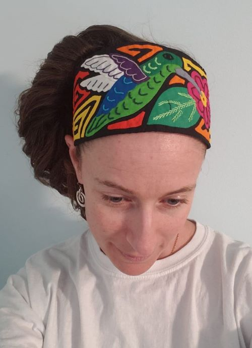 SOLD! Headband-15-L SOLD!